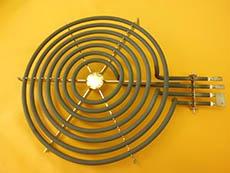 渦巻き型 シーズヒーター